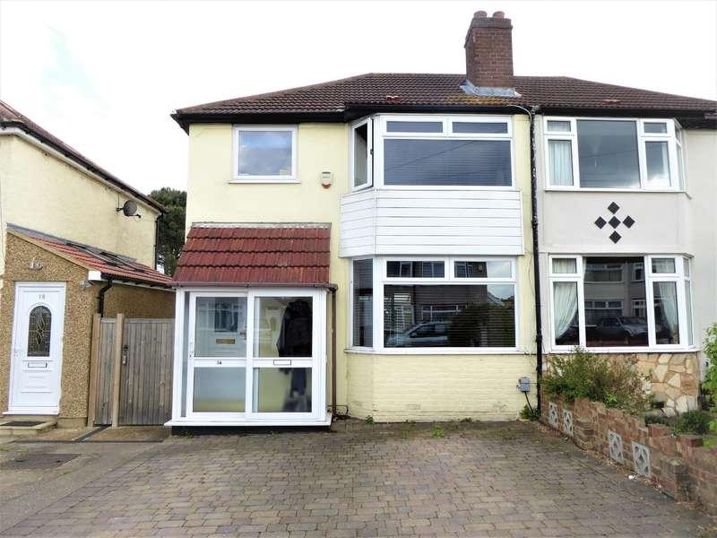 3 Bedrooms Semi Detached House for sale in St Audrey Avenue, Bexleyheath, Kent, DA7 5BX