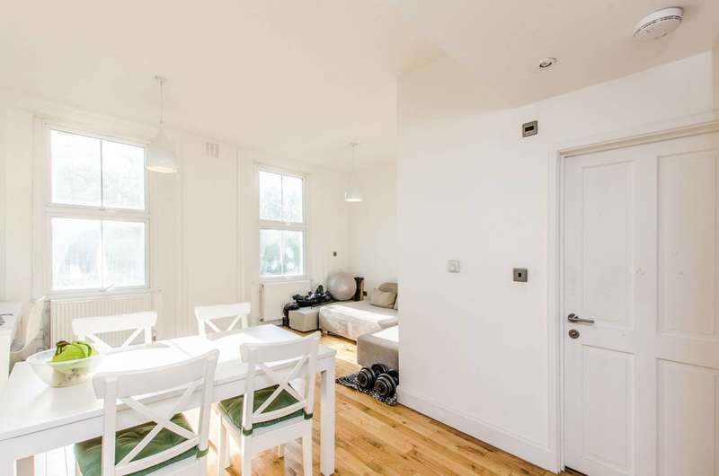 1 Bedroom Flat for sale in Oakley Square, Camden, NW1