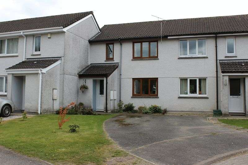 3 Bedrooms Terraced House for sale in Aberdeen Close, Par