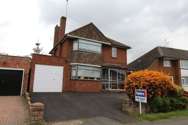 3 Bedrooms Detached House for sale in Dumbleberry Avenue, Sedgley