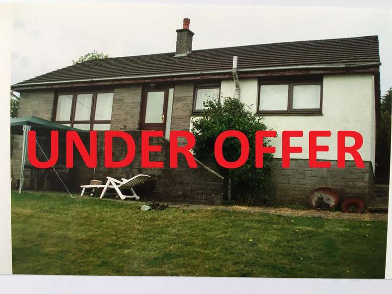 3 Bedrooms Detached Bungalow for sale in Darvel KA17