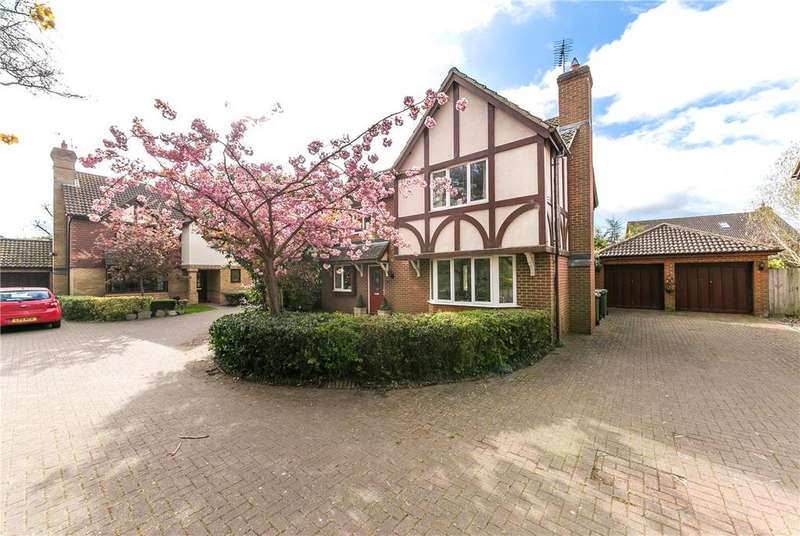 4 Bedrooms Detached House for sale in Brooke End, Redbourn, St. Albans, Hertfordshire