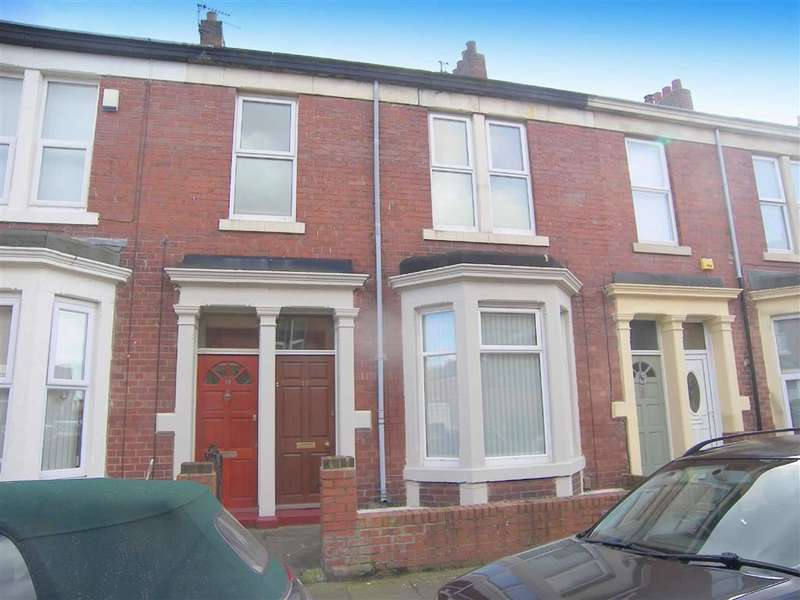 2 Bedrooms Flat for sale in Kitchener Terrace, North Shields, Tyne & Wear, NE30