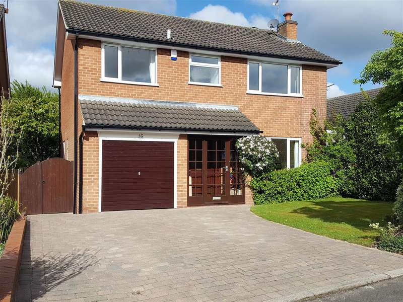 4 Bedrooms Property for sale in Charlotte Grove, Bramcote Hills, Beeston, Nottingham
