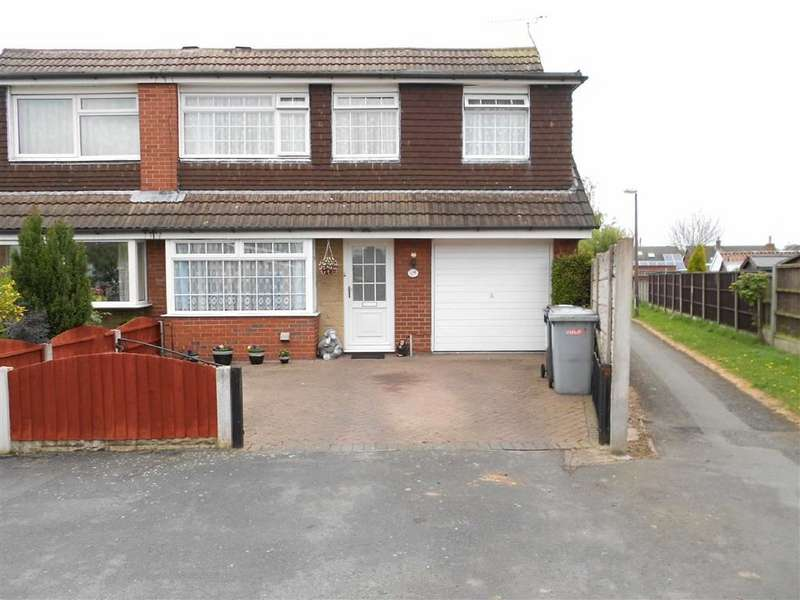 5 Bedrooms Property for sale in Seagull Close, Sydney, Crewe, Cheshire
