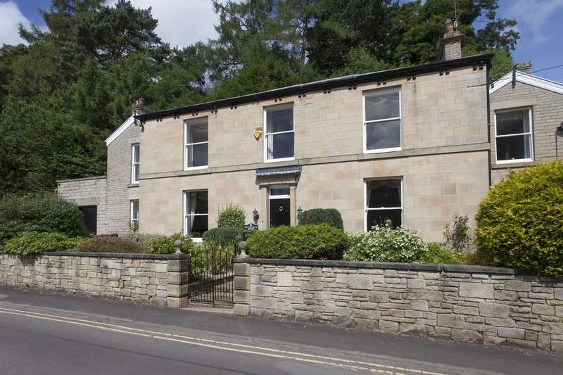 4 Bedrooms Detached House for sale in Reservoir Road, Whaley Bridge, Derbyshire, SK23