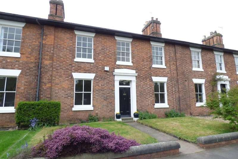 5 Bedrooms Terraced House for sale in Brunswick Terrace, Stafford