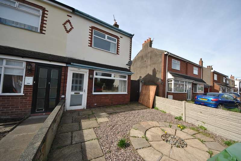 3 Bedrooms Semi Detached House for sale in Stamford Road, Birkdale, Southport, PR8 4ET