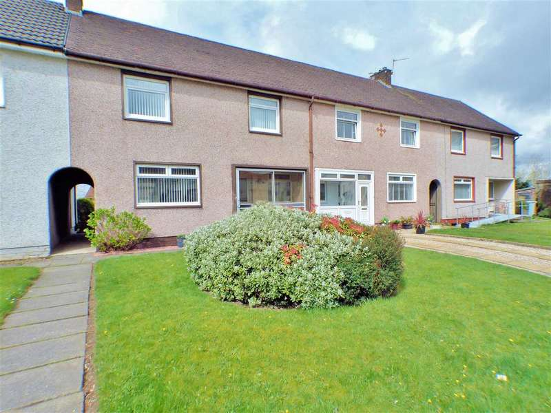 3 Bedrooms Terraced House for sale in Livingstone Crescent, Murray, EAST KILBRIDE