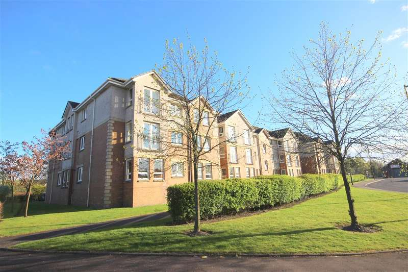 2 Bedrooms Flat for sale in Harley Gardens, Bonnybridge