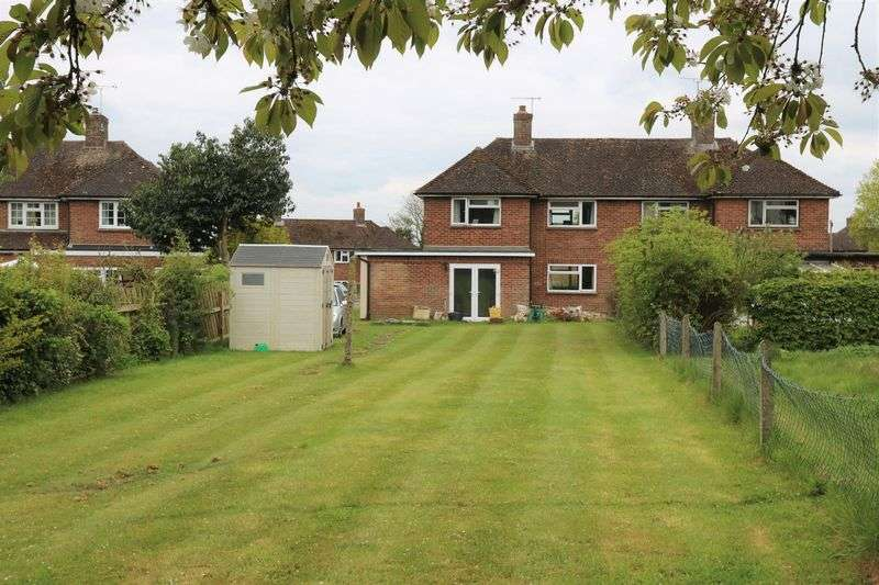 3 Bedrooms Semi Detached House for sale in Downley - Three bed semi - Large plot