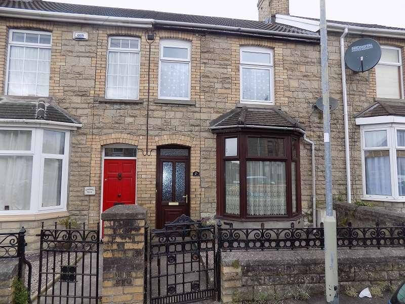 3 Bedrooms Terraced House for sale in Morfa Street, Bridgend. CF31 1HD