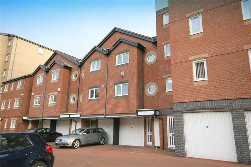 3 Bedrooms Property for sale in Dolphin Quay, North Shields, Tyne & Wear, NE29