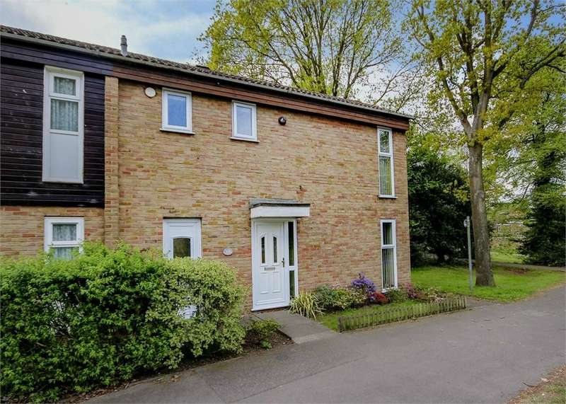 2 Bedrooms End Of Terrace House for sale in Evedon, Bracknell, Berkshire