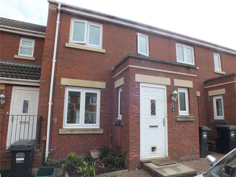 2 Bedrooms Terraced House for sale in Ankatel Close, Weston-Super-Mare, North Somerset, BS23