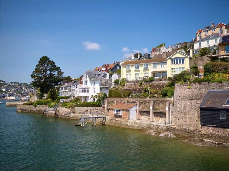 5 Bedrooms Detached House for sale in Beacon Road, Kingswear, Dartmouth, Devon