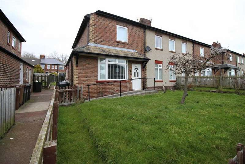 3 Bedrooms Flat for sale in West Avenue, North Shields