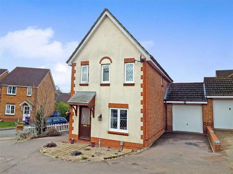 3 Bedrooms Detached House for sale in Fairfield Way, Stevenage, Hertfordshire, SG1
