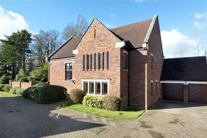 4 Bedrooms Detached House for sale in South Frith, London Road, Southborough, Tunbridge Wells, TN4