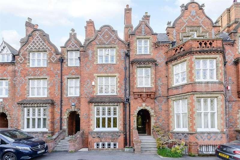 4 Bedrooms Unique Property for sale in Queens Terrace, Kings Road, Windsor, Berkshire, SL4