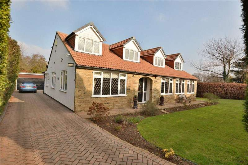 5 Bedrooms Detached House for sale in Braes, Scarsdale Ridge, Bardsey, Leeds, West Yorkshire