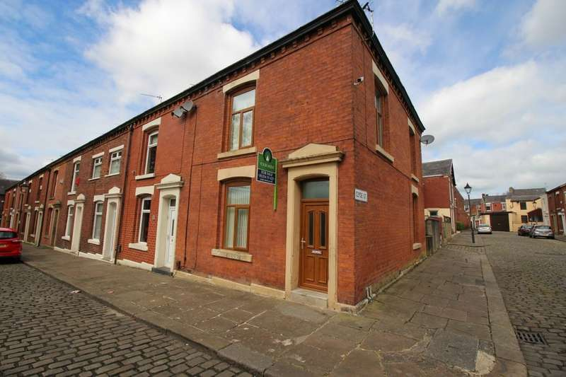 3 Bedrooms Property for sale in St. Philips Street, Blackburn, BB2