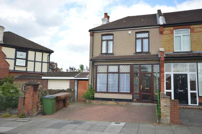 3 Bedrooms End Of Terrace House for sale in Howarth Road, Abbey Wood