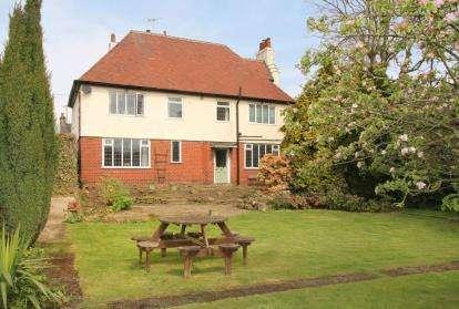 5 Bedrooms Detached House for sale in Gosforth Lane, Dronfield, Derbyshire