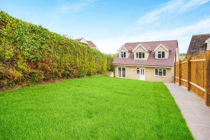 4 Bedrooms Detached House for sale in Fort Lane, Dursley, Gloucestershire