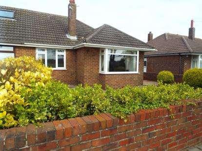 2 Bedrooms Bungalow for sale in Ledbury Avenue, Lytham St. Annes, Lancashire, FY8