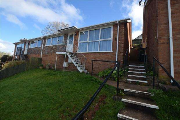 2 Bedrooms Semi Detached Bungalow for sale in Stapleton Close, Paignton, Devon