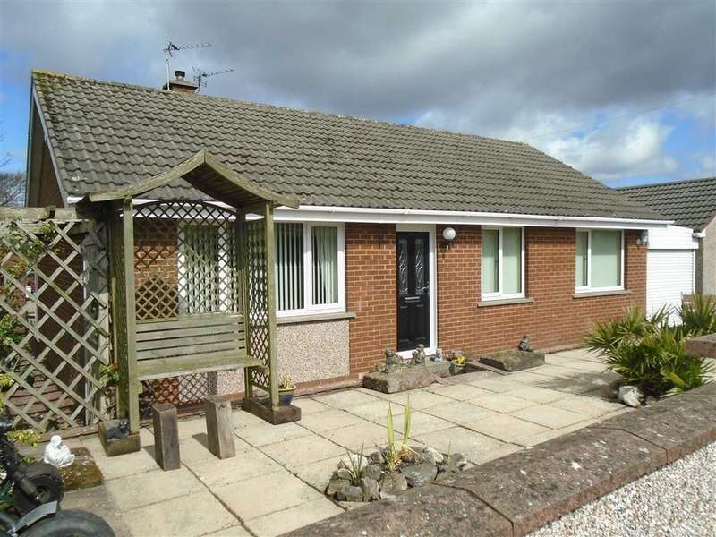 3 Bedrooms Detached Bungalow for sale in The Crescent, Wigton, Cumbria