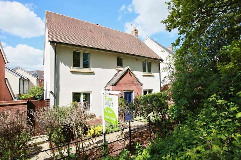 4 Bedrooms Detached House for sale in Bolsin Drive, Colchester