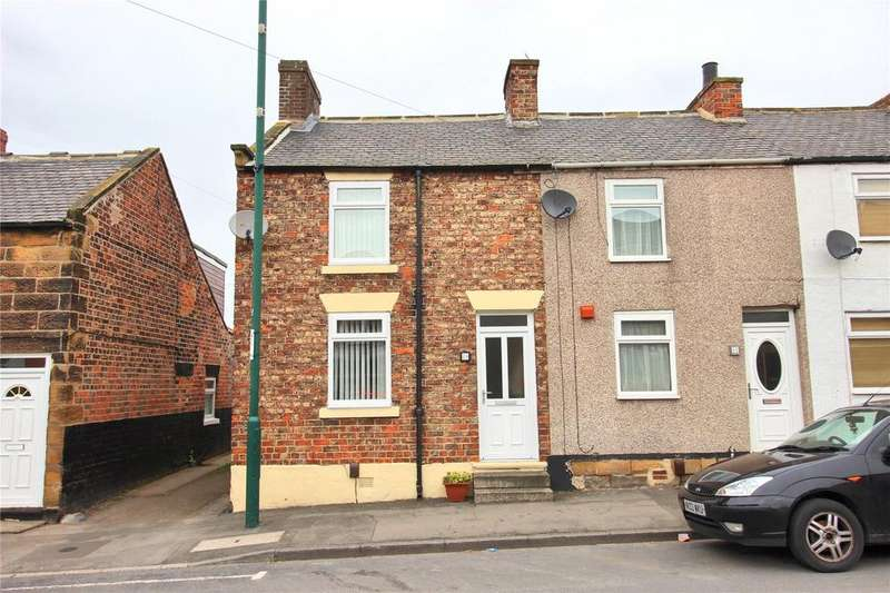 2 Bedrooms End Of Terrace House for sale in High Street, Lazenby