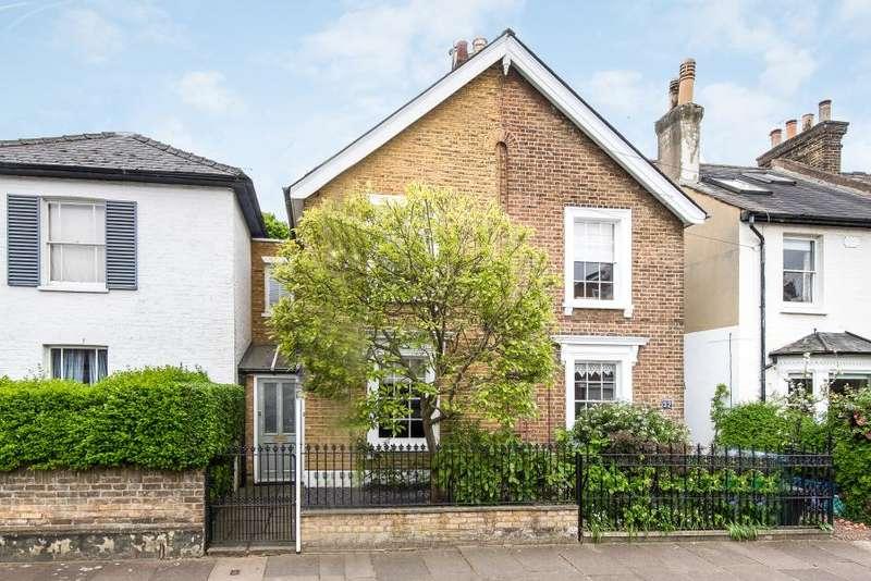 3 Bedrooms Terraced House for sale in Albert Road, Teddington, TW11