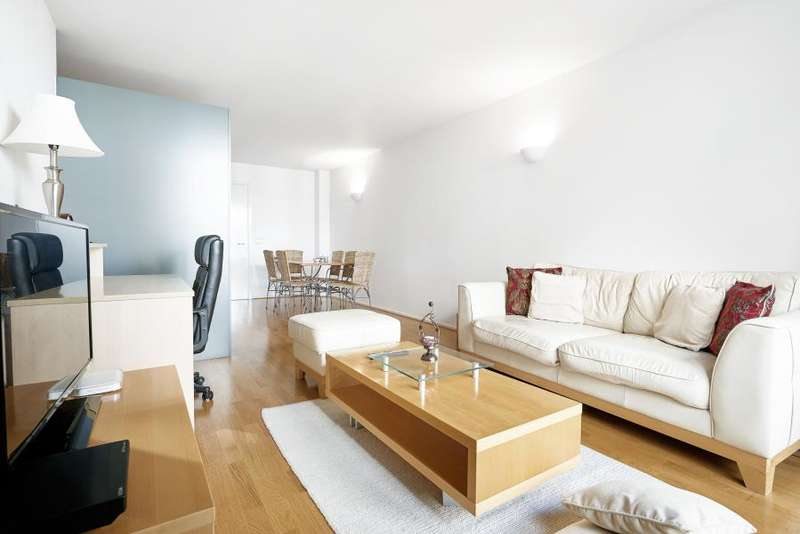 2 Bedrooms Apartment Flat for sale in Ionian Building, Limehouse, E14