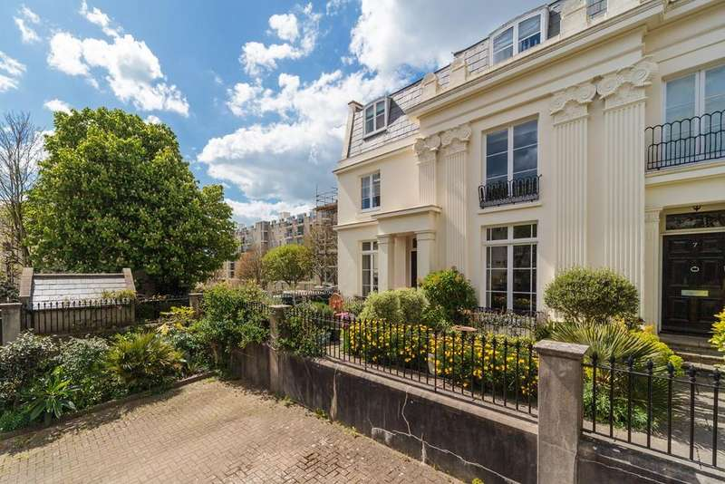 3 Bedrooms End Of Terrace House for sale in Western Terrace, Brighton, BN1