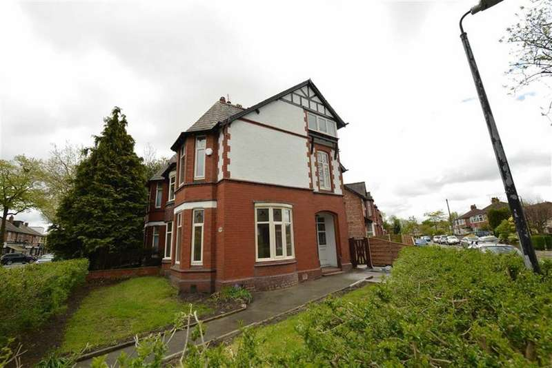 5 Bedrooms Semi Detached House for sale in Flixton Road, Manchester