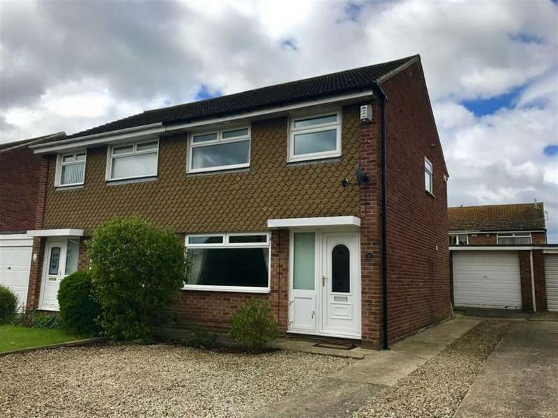 3 Bedrooms Semi Detached House for sale in Glaisdale Road, Yarm, Cleveland