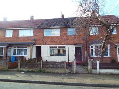 3 Bedrooms Terraced House for sale in Dunster Avenue, Clifton, Swinton, Manchester