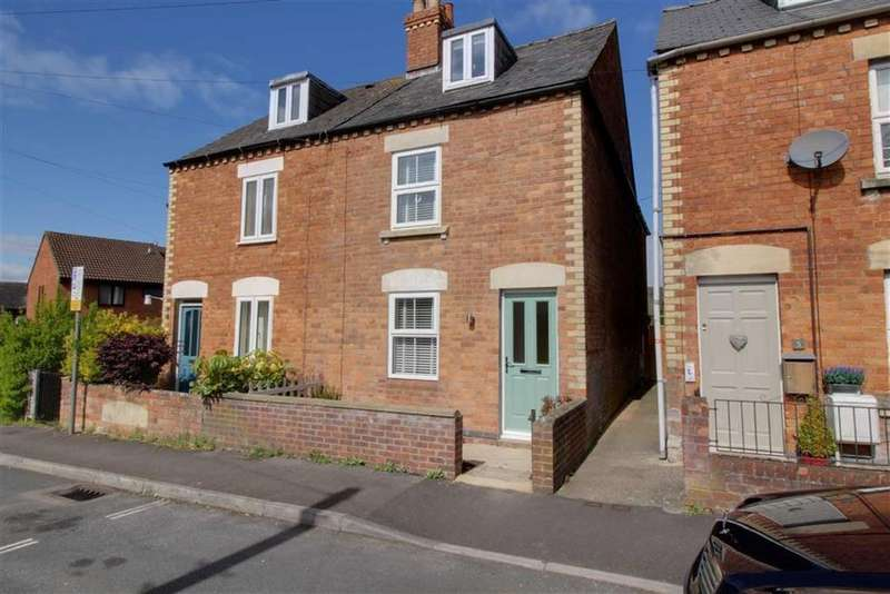 3 Bedrooms Semi Detached House for sale in Aldergate Street, Stonehouse, Gloucestershire