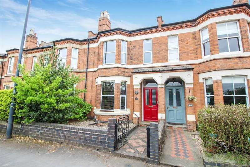 4 Bedrooms Terraced House for sale in Rugby Road, Leamington Spa
