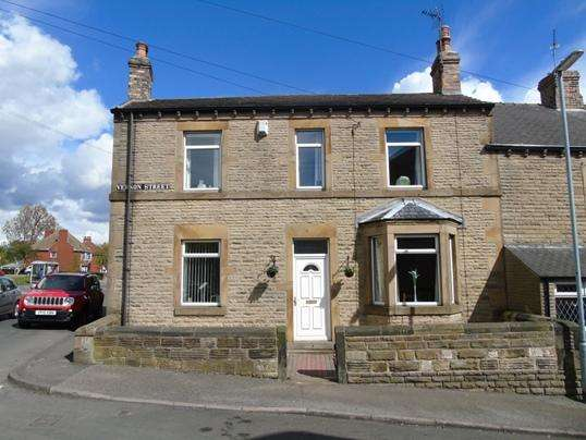 3 Bedrooms Town House for sale in 2 Vernon Street, Hoyland, Barnsley, S74 9EG