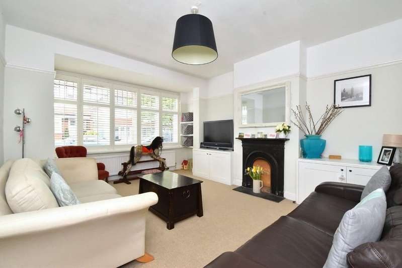5 Bedrooms Terraced House for sale in Holmesley Road, SE23