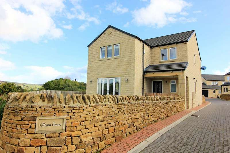 4 Bedrooms Detached House for sale in 1 Acton Court, Currer Walk, Steeton