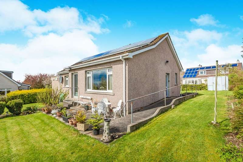 2 Bedrooms Detached Bungalow for sale in Wester Links, Fortrose, IV10