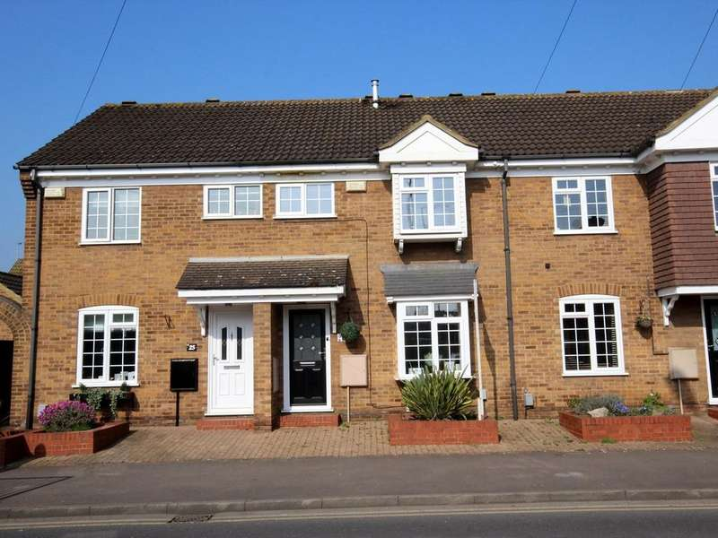 3 Bedrooms Terraced House for sale in High Street, Westoning, Bedford, MK45