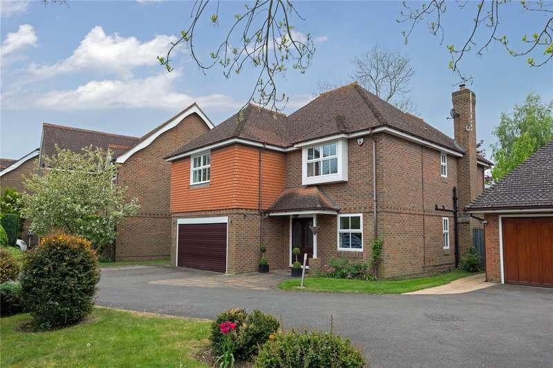 4 Bedrooms Detached House for sale in Bramble Close, Chalfont St. Peter, Gerrards Cross, Buckinghamshire, SL9