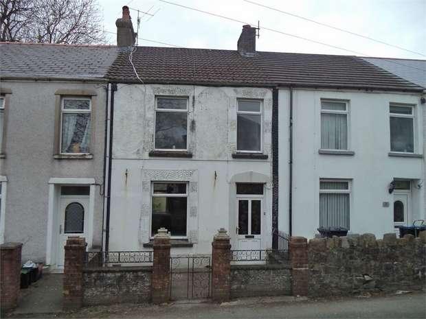 3 Bedrooms Terraced House for sale in Salem cottages, church street, Tredegar, Blaenau Gwent