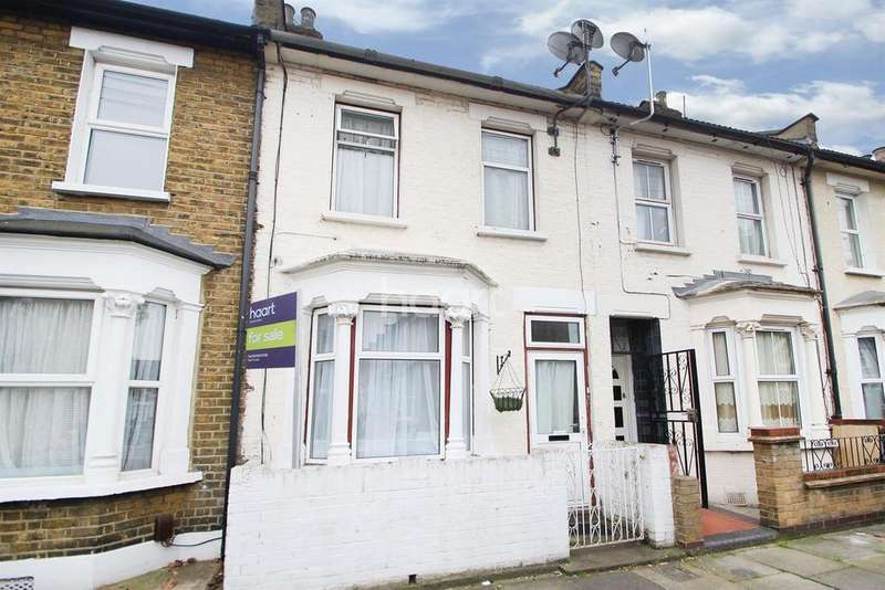 2 Bedrooms Terraced House for sale in Faringford Road, London, E15
